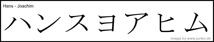 hansjoachim